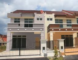 Exterior House Paint In The Philippines - colour schemes for home exterior