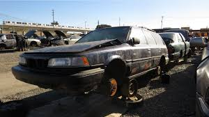 toyota car yard junkyard find 1988 toyota camry wagon with five speed the truth