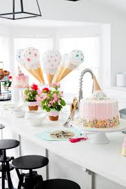 hsn home decor these diy ice cream cone balloons are sure to sweeten the party