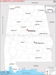 Shelby County Zip Code Map by Where Is Alabaster Located In Alabama Usa