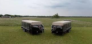 Landscape Trailer Basket by East Texas Trailers