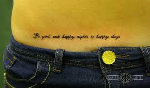 quote on hip