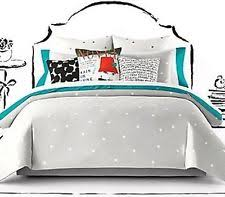 Polka Dot Bed Set Kate Spade New York Polka Dot Comforter Sets Ebay