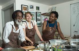 cuisine made in cooking classes with made in hackney manor house development trust