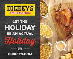 meals are just a click away with dickey s barbecue new