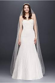 wedding reception dresses tea length wedding dresses david s bridal