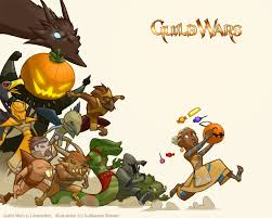 guild wars halloween part 2 by zazb on deviantart