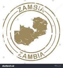 Map Of Zambia Grunge Stamp Map Zambia Stock Vector 172173935 Shutterstock