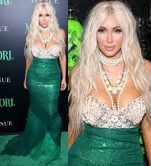 Mermaid Halloween Costume Check Crazy Costumes Celebrities Worn Halloween