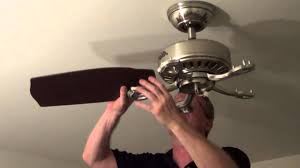 Installing A Light Kit On A Ceiling Fan Ceiling Fans With Lights How To Put Your Fan And Light On