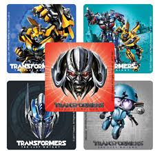 transformers party transformers party decals stickers fillers ebay