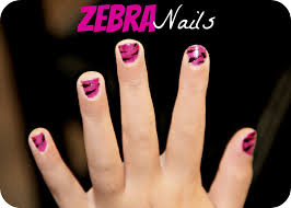 nail designs for short nails and little girls nails gallery