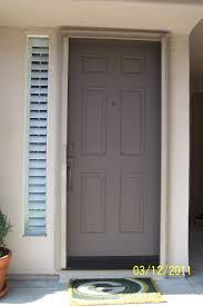 Magnetic Fly Screen For French Doors by Exterior Inspiring Front Door Ideas With Larson Retractable