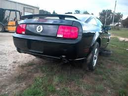 2006 Mustang Black Used 2006 Ford Mustang Sun Visors For Sale