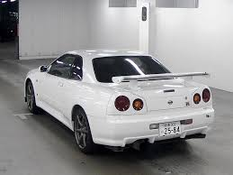 nissan altima coupe japan torque gt auction report r34 gtr special