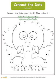 connect the dots u2013 maths worksheets for kids u2013 mocomi com