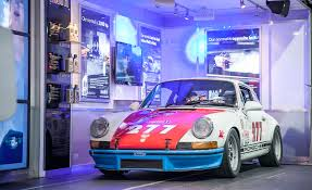 magnus walker crash what it u0027s like to attend the insane awesome and closed to the