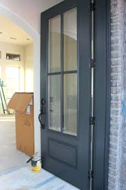 front doors front door paint front door paint ideas brick house