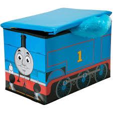 thomas the train kids u0027 storage ottoman walmart com