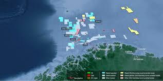 Barents Sea Map Barents U2013 We Must Explore To Find Statoil Com