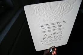Wedding Invitations In Spanish Letterpress Wedding Invitations In Spanish Honduras Wedding By