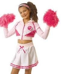 Halloween Costumes Size 10 12 Girls Halloween Costume Bad Spirit Cheerleader Partycity 25 00