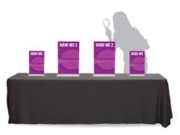 retractable table retractable pop up banner stands fairfax virginia washington dc
