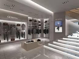 Shop Design Ideas For Clothing Modern Man Clothing Store Design Man Clothes Store Display System