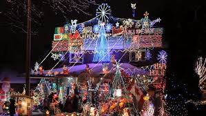 best christmas house decorations toronto house interior