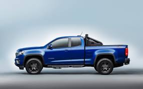 2016 chevy colorado z71 trail boss features gm authority