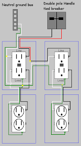 electrical how do i install a gfci receptacle with two wires