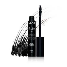 Serum Nyx nyx cosmetics lashes mascara serum jet