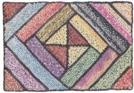 Crochet Oval Rag Rug Pattern Rag Rug Crochet Pattern Roselawnlutheran