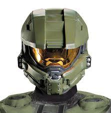 halo 3 master chief 2 piece vacuform mask buycostumes com