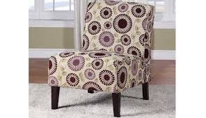 Floral Accent Chairs Living Room Contemporary Living Room Decor With Decorative Floral Accent