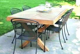 deck table and chairs 8 person square table rustic 9 square dining room table for 8 person