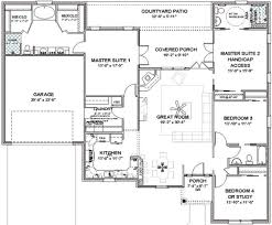 house plan with two master suites home plans with three master suites nrtradiant com