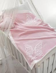 copertine culla completi di biancheria per lettino e culla blumarine baby
