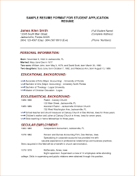Proper Format For Resume Examples Of Resumes Proper Letter Format Spacing Resume Template