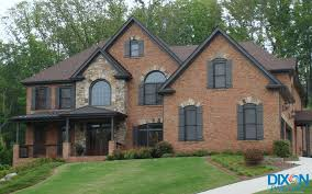 exterior color to complement red orange brick exterior 1960 ranch