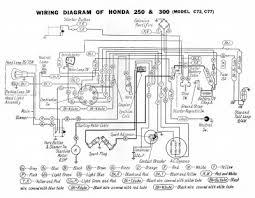 honda dream wiring diagram honda wiring diagrams instruction