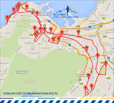 Nyc Marathon Route Map Elite Athletes Ready For Cape Town Marathon