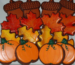 20 best leaves images on fall cookies thanksgiving