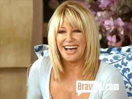 suzanne somers haircut how to cut suzanne somers talks sex with the real housewives of beverly hills