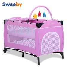 european standard baby folding crib baby cot buy european