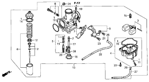honda trx 250r wiring diagram honda trx 200 wiring diagram wiring