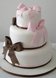 cake ribbon ribbon wedding cake