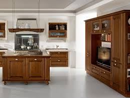 chestnut kitchen cabinets veronica kitchen with handles by cucine lube