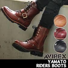womens motorcycle riding boots baico rakuten global market avirex motorcycle boots yamato riders