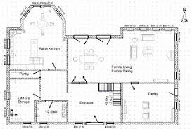 architecture floor plan floor plan